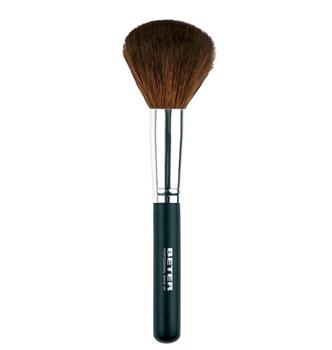 Brocha Maquillaje en Polvo Pelo Cabra de Beter