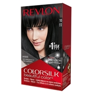 COLORSILK Beautiful Color Nº 10 Negro de Revlon