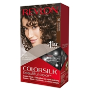 COLORSILK Beautiful Color Nº 30 Castaño Oscuro de REVLON