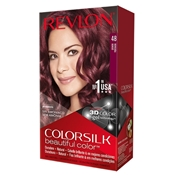 COLORSILK Beautiful Color Nº 48 Borgoña de REVLON