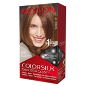 COLORSILK Beautiful Color Nº 51 Castaño Claro de REVLON