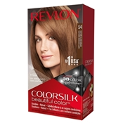 COLORSILK Beautiful Color Nº 54 Castaño Claro Dorado de REVLON