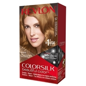 COLORSILK Beautiful Color Nº 57 Castaño Dorado Muy Claro de REVLON
