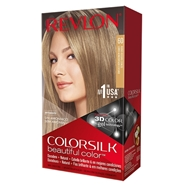 COLORSILK Beautiful Color Nº 60 Rubio Oscuro Cenizo de REVLON