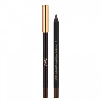 Yves Saint Laurent Dessin du Regard Waterproof Nº 02 Brun Danger