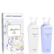 Agua Fresca de Rosas Blanca Kit Cuidado Corporal de Adolfo Domínguez