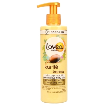 Body Lotion Karité Karma de Lovea