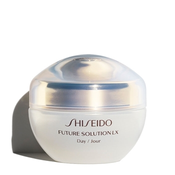 Future Solution LX Day Cream SPF20 de Shiseido