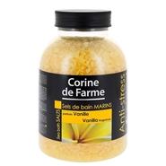 Sales de Baño Marinas Anti-Stress Vainilla de Corine de Farme