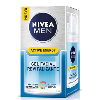 Active Energy Gel Facial Revitalizante de NIVEA MEN