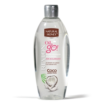 Coco Addiction Oil & Go ! de Natural Honey