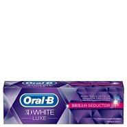 3D White Luxe Brillo Seductor Dentífrico de Oral-B