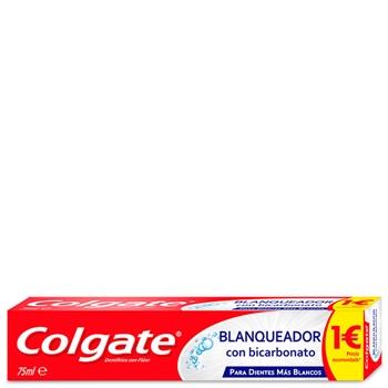 Blanqueador con Bicarbonato Dentífrico de Colgate