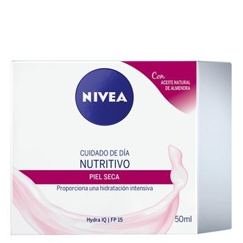 Aqua Effect Cuidado de Día Nutritivo de NIVEA