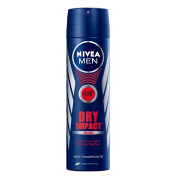 Dry Impact Desodorante Spray de NIVEA MEN