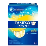 PEARL Regular de TAMPAX