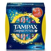 COMPAK PEARL Regular de TAMPAX