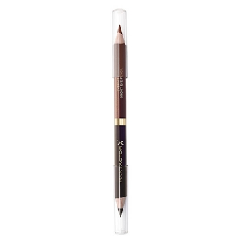 Max Factor Eyefinity Smoky Eye Pencil Nº 02 Black Charcoal/Brushed Copper