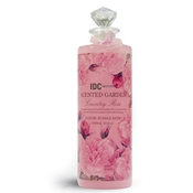 SCENTED GARDEN Rose Bubble Bath de IDC