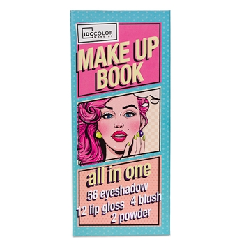 Make Up Book Estuche de IDC INSTITUTE