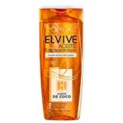 ACEITE EXTRAORDINARIO Aceite de Coco Champú de ELVIVE
