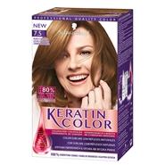 Keratin Color Nº 7.5 Rubio Caramelo de KERATIN COLOR