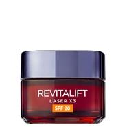 Revitalift Laser X3 Crema Anti-Edad Renovadora SPF20 de L'Oréal