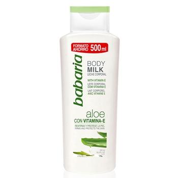 Babaria Body Milk Aloe Vera 500 ml