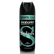Desodorante Body Spray Splash de Babaria