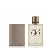 REGALO FUNDA GRIS ACQUA DI GIO 100 ml de Armani