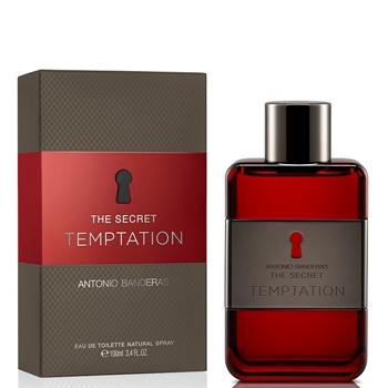The Secret Temptation de Antonio Banderas
