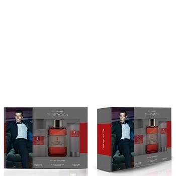 Antonio Banderas The Secret Temptation Estuche 100 ml Vaporizador + After Shave Bálsamo 50 ml + Desodorante 150 ml