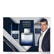 King of Seduction EDT Estuche de Antonio Banderas