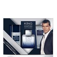 King of Seduction EDT Estuche de Antonio Banderas
