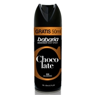 Desodorante Body Spray Chocolate de Babaria
