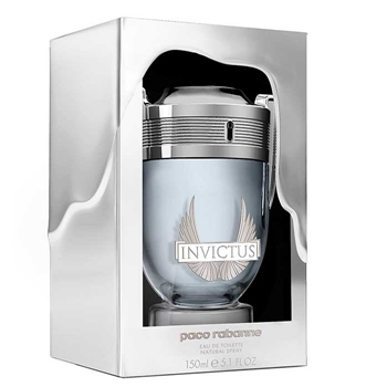 Paco Rabanne INVICTUS 150 ml Vaporizador Collector Edition