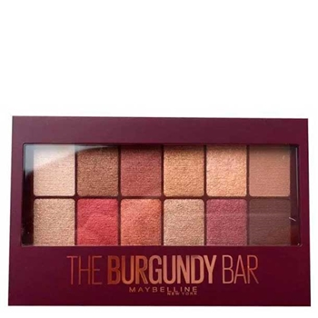 The Burgundy Bar Palette de Maybelline