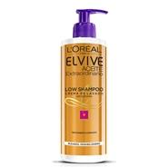 ACEITE EXTRAORDINARIO Low Shampoo Cabellos Rizados de ELVIVE