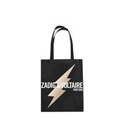 REGALO BOLSITA NEGRA Z&V THIS IS ROCK! de Zadig & Voltaire