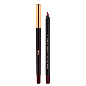 Yves Saint Laurent Dessin du Regard Waterproof Nº 06 Bourgogne Osé