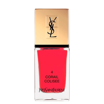 Yves Saint Laurent La Laque Couture Nº 04 Corail Colisee
