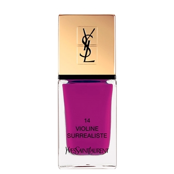 Yves Saint Laurent La Laque Couture Nº 14 Violine Surrelaiste