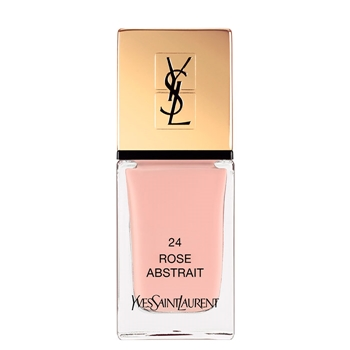 Yves Saint Laurent La Laque Couture Nº 24 Rose Abstrait