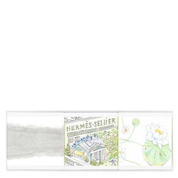 Hermès La Collection Des Parfums-Jardins Savons Parfumés 3 Jabones x 100 gr