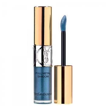 Yves Saint Laurent Full Metal Shadow Ombre à Paupières Liquide Nº 10 Wet Blue