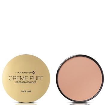 Max Factor Crème Puff Pressed Powder Nº 75 Golden