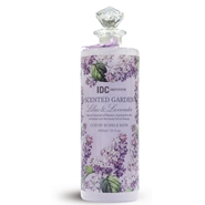 SCENTED GARDEN Lavander Bubble Bath de IDC INSTITUTE