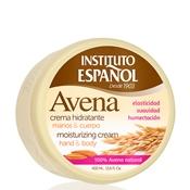 Avena Crema Hidratante de Instituto Español