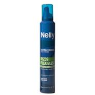 Espuma Anti-Frizz Rizos Flexibles de Nelly