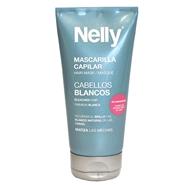 Mascarilla Cabellos Blancos de Nelly